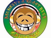 Monkey & a Roast Beef Sandwich