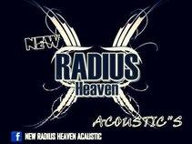 New Radius Heaven Acoustic