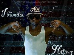 Image for Family First Aka La Familia Presents:J.Familia