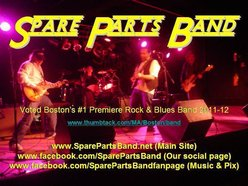 Image for Spare Parts Band