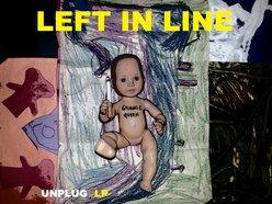 LEFT IN LINE