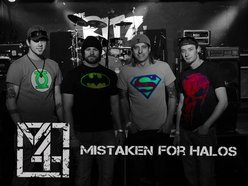 Image for Mistaken for Halos