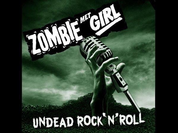 Image for Zombie Met Girl