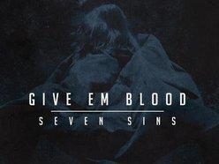 Image for Give em Blood