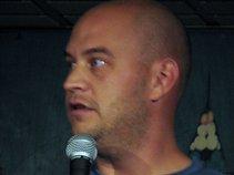 Comedian Mike Baldwin