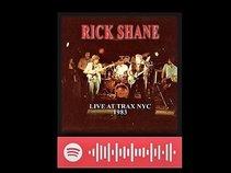 RICK SHANE
