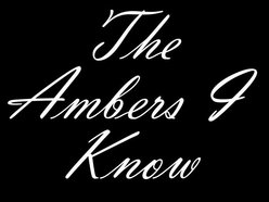 Image for The Ambers I Know