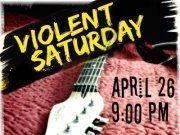 Image for Violent Saturday