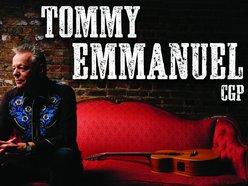 Image for Tommy Emmanuel cgp