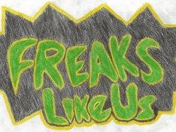Image for Freaks Like Us
