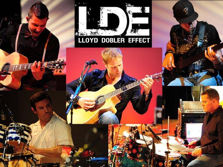 Image for LLOYD DOBLER EFFECT