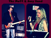 The Matt and Amy Band