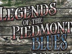Image for Piedmont Blues Artists