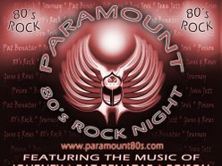 Image for PARAMOUNT - 80s Rock Tribute Band