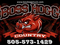 Boss Hogg Music