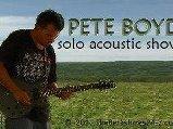 Pete Boyd acoustic
