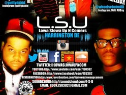 Image for L.S.U(Lowa Slowa Up N Comers)