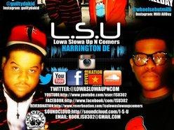 Image for L.S.U(Lowa Slowa Up N Comers)