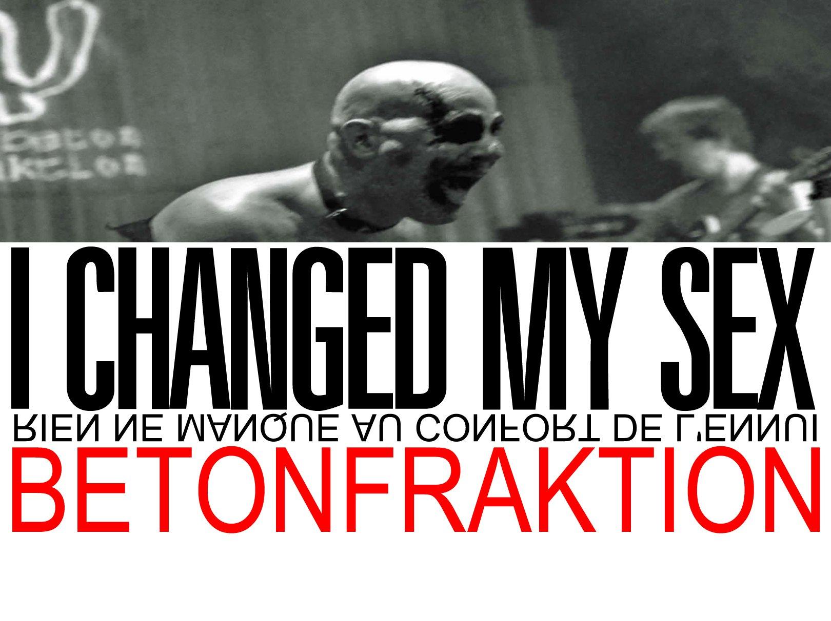 Image for Betonfraktion