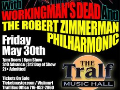 Image for The Robert Zimmerman Philharmonic
