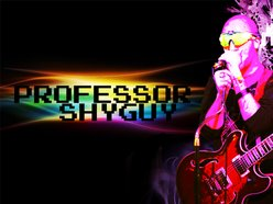 Image for Professor Shyguy