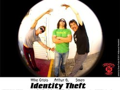 Image for Identity Theft