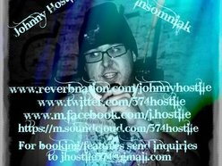 Image for Johnny Hostile
