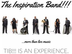 Image for THE INSPIRATION BAND