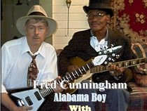 Fred Cunningham Alabama Boy with Andy Stice