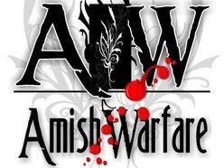 Image for Amish Warfare