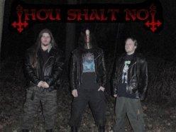 Image for Thou Shalt Not