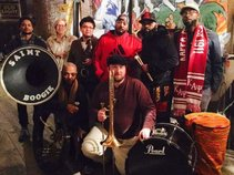 Saint Boogie Brass Band