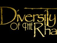 Image for DIVERSITY OF THE RHADARZ