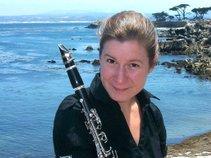 Alice Gallagher, Clarinetist