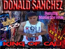 Donald Sanchez King of Cali/ Murdershewrote
