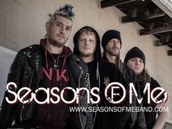 Image for Seasons of Me