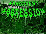 Image for Abhorrent Aggression