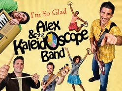 Image for Alex & The Kaleidoscope Band