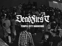DEADFIRST HC
