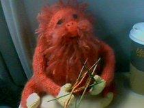 Knitting Orang Utans