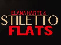 Elana Harte & Stiletto Flats