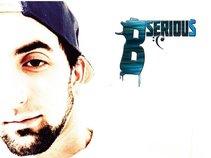 B.Serious