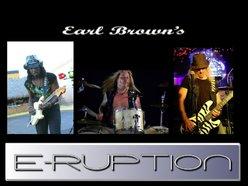 Earl Brown's Eruption