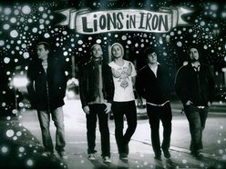 Lions In Iron