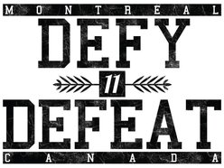 Image for Defy Defeat