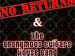 Image for No Returns (and the Anonymous Guitars House Band)