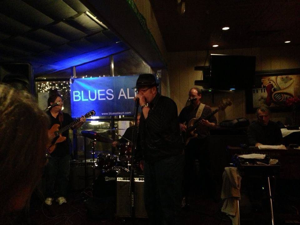 Image for Blues Alley