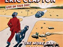 ERIC CLAPTON REPTILE WORLD TOUR LIVE