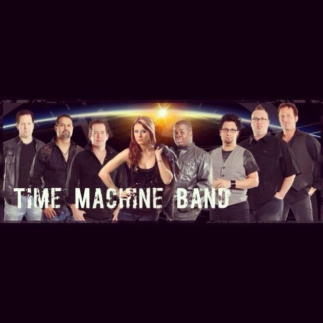 machine band dallas
