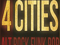 Image for 4 CiTieS